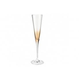 Бокал для шампанского LEONARDO Cheers коричневый (18090)