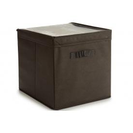 Ящик для хранения ARTE REGAL нетканный темно-коричневый 31x31x31 см (22008-1)