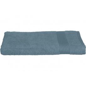 Рушник банний ATMOSPHERA велике темно-синє 100х150 см (125869E)