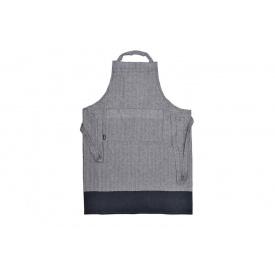 Кухонный фартук DUKA Fiskben 85x95 см черный (1214824)