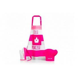 Набор детский WINKLER Sissi Принцесса 3 пр Pink 8788030103