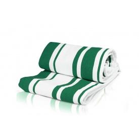 Кухонное полотенце DUKA Sommar белый/зеленый (1212310)