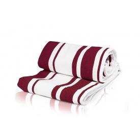 Кухонное полотенце DUKA Sommar белый/красный (1212309)