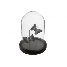 Статуэтка ATMOSPHERA Deco Dolce черная 15x15x20,5 см (161336)