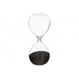 Часы песочные ATMOSPHERA черные на 30 минут 8,5x8,5x20 см (150677-black)