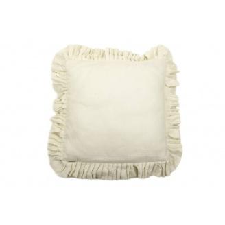 Подушка з оборкою VINZER HOME квадрату 60*60 см 89506