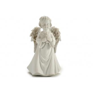 Статуетка Ангел ARTE REGAL білий 7x6x11 см 90 г (20033-4)