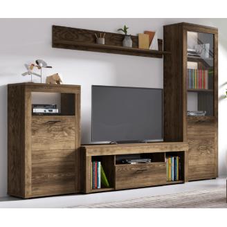 Гостиная Мир мебели Остин 1