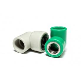Труба ППР Fiber стекловолокно 20 мм