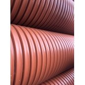 Гофрована Труба каналізаційна діаметр 315 мм 6 м