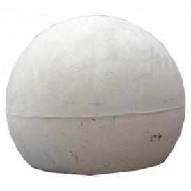 Півсфера бетонна ІМПЕКС-ГРУП 400х320 мм (IMPA334)
