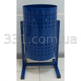 Урна металева кругла ИМПЕКС-ГРУП 260х400 мм 20 л (IMPA741)