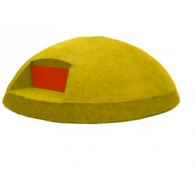 Буй дорожній Імпекс груп жовтий малий ІМПЕКС-ГРУП Д150 79781П 150 мм
