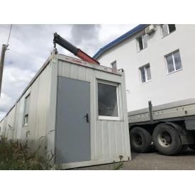 Аренда модульного здания CONTAINEX