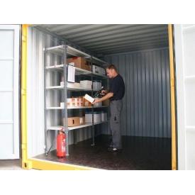Аренда склада для хранения 12х2,5х2,5м