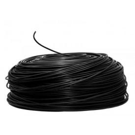 Сварочная проволока 3,4 мм черная