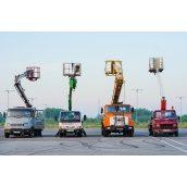 Аренда автовышки телескопической Iveco Daily 20 м