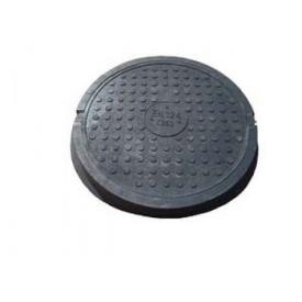 Люк важкий каналізаційний полімерпіщаний С250 БВ 800 мм ІМПЕКС-ГРУП (IMPA660)