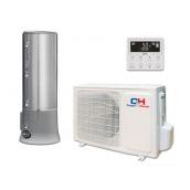 Тепловой насос для нагрева воды Cooper&Hunter CH-HP3.0SWHK/WT200SW1.5EHK