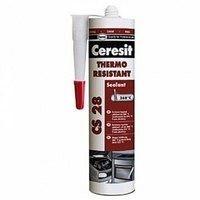 Герметик термостійкий Ceresit CS 28 300 мл
