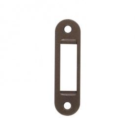 Ответная планка к механизму AGB Polaris Easy-Fix 1,2 мм античная бронза