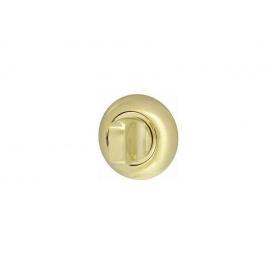Ручка поворотна WC-BOLT BK 6-1 SG/GP-4 матове золото золото