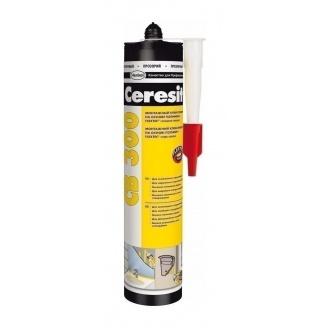 Монтажний клей-герметик Flextec Ceresit CB300 прозорий 300 г