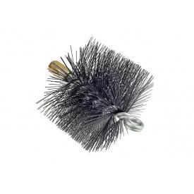 Щетка металлическая для чистки дымохода Savent 120 мм