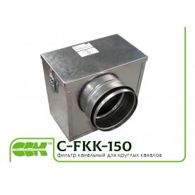 Фильтр для систем канальной вентиляции C-FKK-150