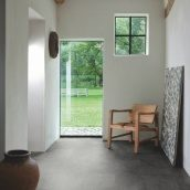 Винил Quick-Step Ambient Rigid Click RAMCL40035 Black slate