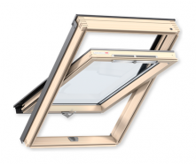 Мансардное окно VELUX Оптима GZR 3050B МR06 деревянное 780х1180 мм