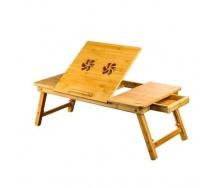 Бамбуковий столик для ноутбука UFT T13