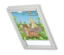 Затемняющая штора VELUX Disney Bambi 2 DKL С04 55х98 см (4613)