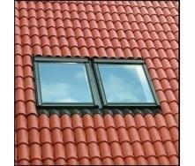 Комбинированный оклад VELUX EKS 0021 МК06 для мансардных окон 78х118 см