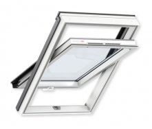 Мансардне вікно VELUX Оптима GLP 0073B МR08 пластикове 780х1400 мм