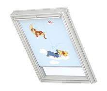 Затемняющая штора VELUX Disney Winnie the Pooh 1 DKL М04 78х98 см (4610)