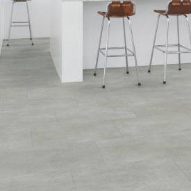 Винил Quick-Step Ambient Click Plus AMCP40050 Warm grey concrete