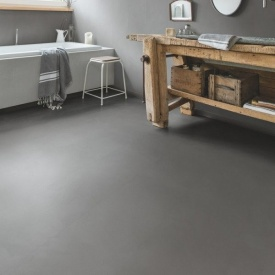 Вініл Quick-Step Ambient Glue Plus AMGP40140 Minimal Medium Grey