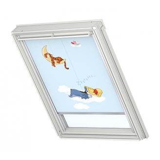 Затемняющая штора VELUX Disney Winnie the Pooh 1 DKL S08 114х140 см (4610)