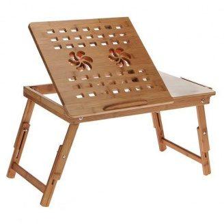 Бамбуковий столик для ноутбука UFT T28