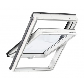 Мансардное окно VELUX Стандарт Плюс GLU 0061 MK06 влагостойкое 780х1180 мм