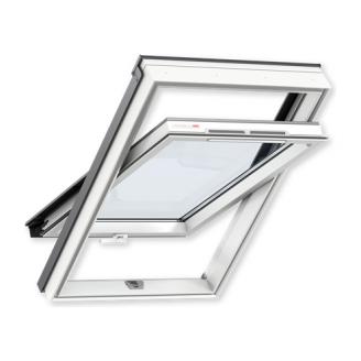 Мансардне вікно VELUX Оптима GLP 0073B CR02 пластикове 550х780 мм