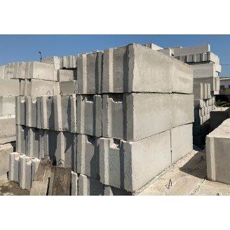Фундаментний блок ФБС 24.3.6 Т 2380х300х580 мм
