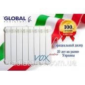 Алюмінієвий радіатор Global EXTRA 500/100