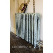 Чавунний радіатор ретро Carron The Deisy 780