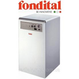 Котел напольный с чугунным теплообменником и атмосферной газовой гарелкой Fondital Bali RTN 80E