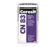 Быстроотвердевающая смесь Ceresit CN 83 25 кг