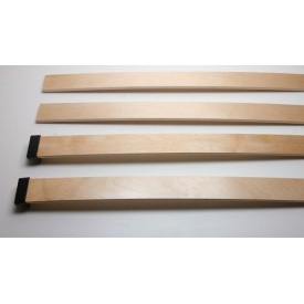 Ламели для кровати березовые 800х53х8 мм