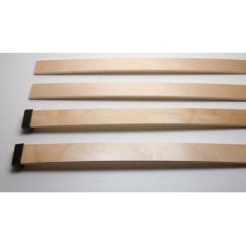 Ламели для кровати березовые 900х53х8 мм