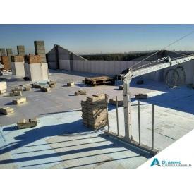 Покрівля даху руберойдом